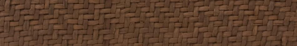 山ぶどうカゴ 網代編み